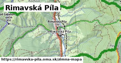 ikona Zimná mapa zimna-mapa  rimavska-pila
