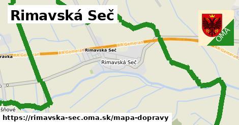 ikona Mapa dopravy mapa-dopravy  rimavska-sec