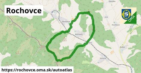 ikona Mapa autoatlas  rochovce