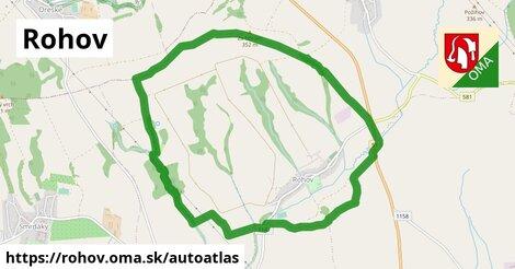 ikona Mapa autoatlas  rohov