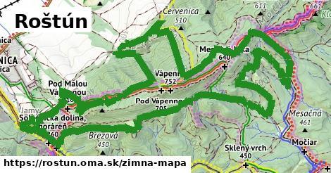 ikona Zimná mapa zimna-mapa  rostun