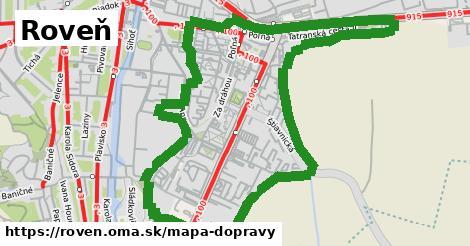 ikona Mapa dopravy mapa-dopravy v roven