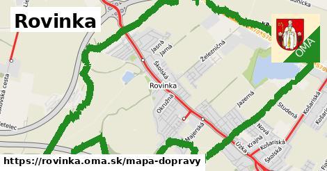 ikona Mapa dopravy mapa-dopravy v rovinka