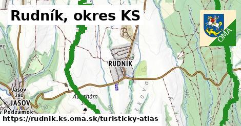 ikona Turistická mapa turisticky-atlas  rudnik.ks