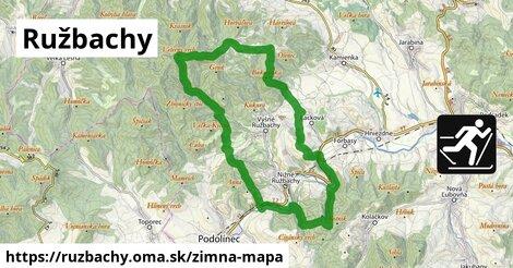 ikona Zimná mapa zimna-mapa  ruzbachy