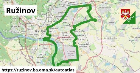 ikona Mapa autoatlas  ruzinov.ba