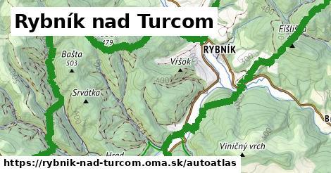 ikona Mapa autoatlas  rybnik-nad-turcom