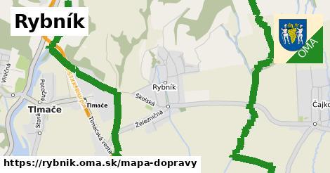 ikona Mapa dopravy mapa-dopravy  rybnik