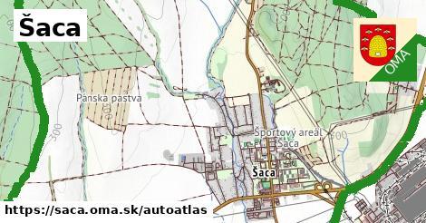 ikona Mapa autoatlas  saca