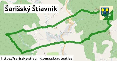 ikona Mapa autoatlas  sarissky-stiavnik