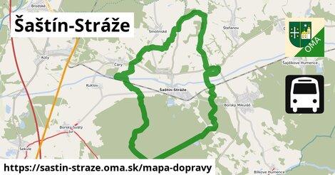 ikona Mapa dopravy mapa-dopravy  sastin-straze