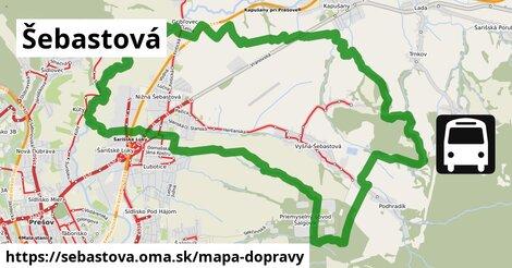 ikona Mapa dopravy mapa-dopravy  sebastova