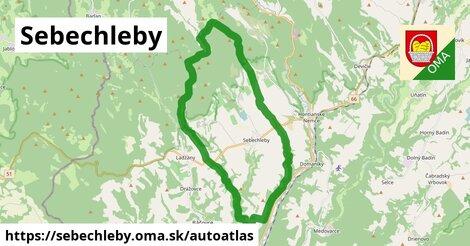 ikona Mapa autoatlas  sebechleby