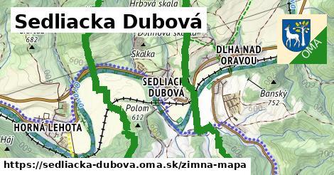 ikona Zimná mapa zimna-mapa  sedliacka-dubova