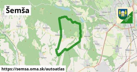 ikona Mapa autoatlas  semsa