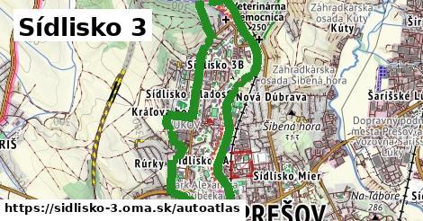 ikona Mapa autoatlas  sidlisko-3