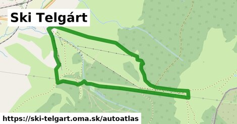ikona Mapa autoatlas  ski-telgart