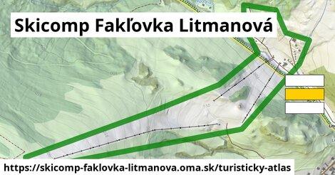 ikona Turistická mapa turisticky-atlas  skicomp-faklovka-litmanova