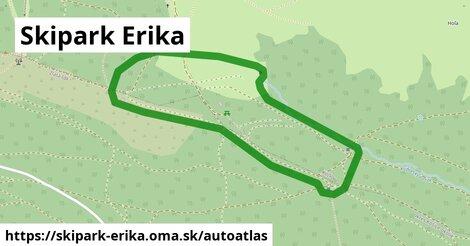 ikona Mapa autoatlas  skipark-erika