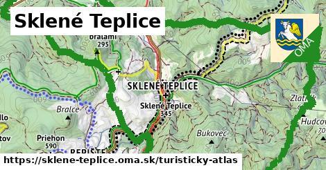ikona Turistická mapa turisticky-atlas  sklene-teplice
