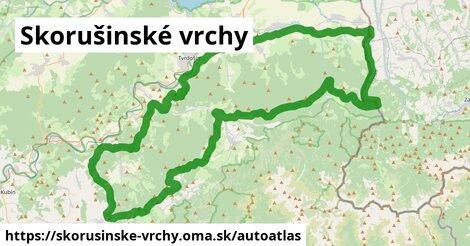 ikona Mapa autoatlas  skorusinske-vrchy