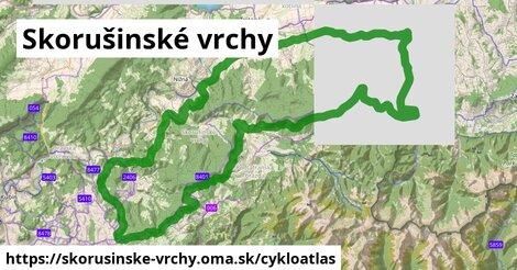 ikona Cykloatlas cykloatlas  skorusinske-vrchy