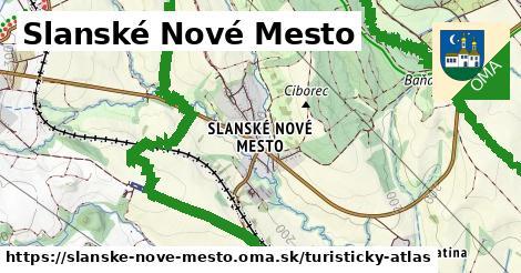 ikona Turistická mapa turisticky-atlas  slanske-nove-mesto