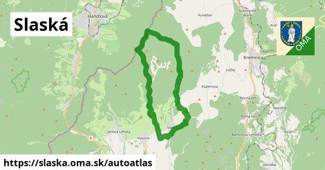 ikona Mapa autoatlas  slaska