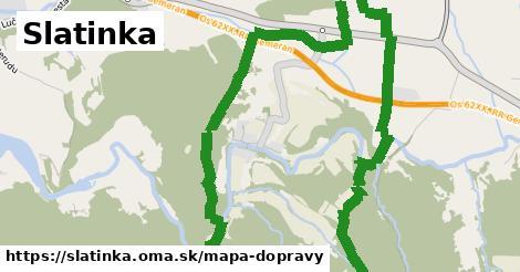 ikona Mapa dopravy mapa-dopravy  slatinka