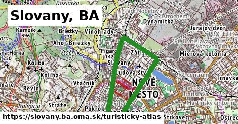 ikona Turistická mapa turisticky-atlas v slovany.ba