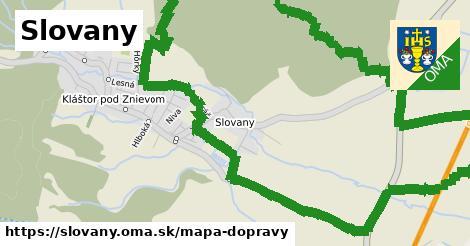 ikona Mapa dopravy mapa-dopravy  slovany