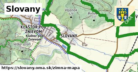ikona Zimná mapa zimna-mapa  slovany