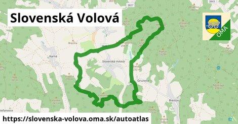 ikona Mapa autoatlas  slovenska-volova