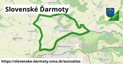 ikona Mapa autoatlas  slovenske-darmoty