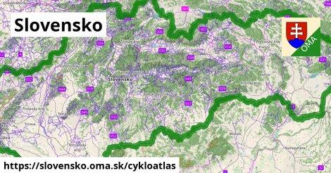 ikona Cykloatlas cykloatlas  slovensko