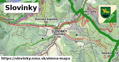 ikona Zimná mapa zimna-mapa  slovinky