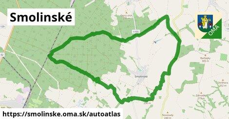 ikona Mapa autoatlas  smolinske