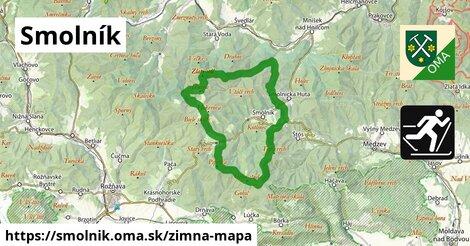 ikona Zimná mapa zimna-mapa  smolnik