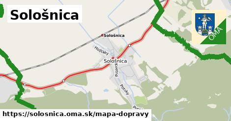 ikona Mapa dopravy mapa-dopravy  solosnica