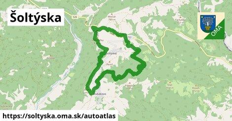 ikona Mapa autoatlas  soltyska