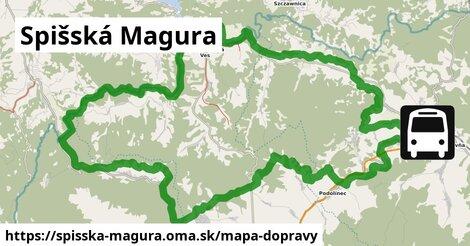 ikona Mapa dopravy mapa-dopravy v spisska-magura