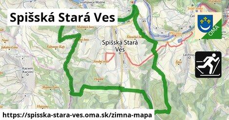 ikona Zimná mapa zimna-mapa  spisska-stara-ves