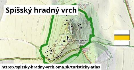 ikona Turistická mapa turisticky-atlas  spissky-hradny-vrch