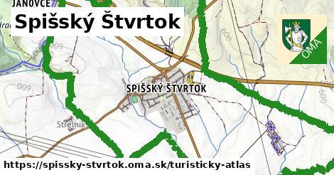 ikona Turistická mapa turisticky-atlas v spissky-stvrtok