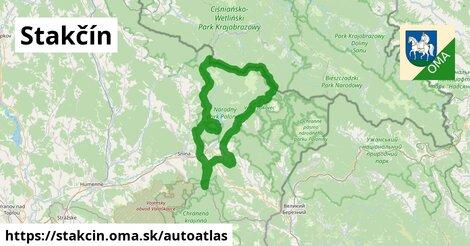 ikona Mapa autoatlas  stakcin