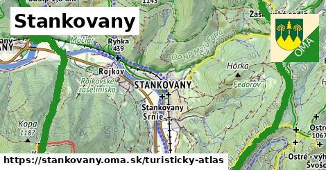 ikona Turistická mapa turisticky-atlas  stankovany