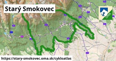 ikona Starý Smokovec: 44km trás cykloatlas  stary-smokovec