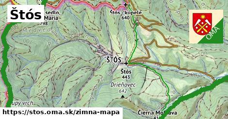 ikona Zimná mapa zimna-mapa  stos