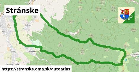 ikona Mapa autoatlas  stranske