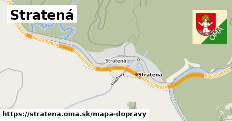 ikona Mapa dopravy mapa-dopravy v stratena